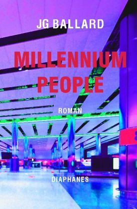 <span style='color: #3c3c3c;'>JG Ballard</span> <br><span style='font-style: italic; font-weight: bold;'>Millennium People</span>