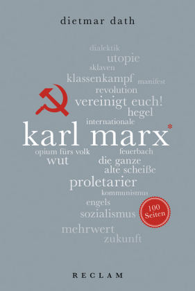 <span style='color: #3c3c3c;'>Dietmar Dath</span> <br><span style='font-style: italic; font-weight: bold;'>Karl Marx</span>