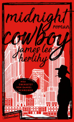 <span style='color: #3c3c3c;'>James Leo Herlihy</span> <br><span style='font-style: italic; font-weight: bold;'>Midnight Cowboy</span>