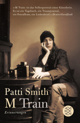 <span style='color: #3c3c3c;'>Patti Smith</span> <br><span style='font-style: italic; font-weight: bold;'>M Train</span>