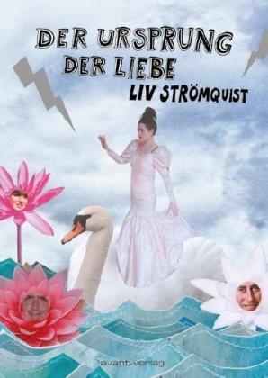 <span style='color: #3c3c3c;'>Liv Strömquist</span> <br><span style='font-style: italic; font-weight: bold;'>Der Ursprung der Liebe</span>