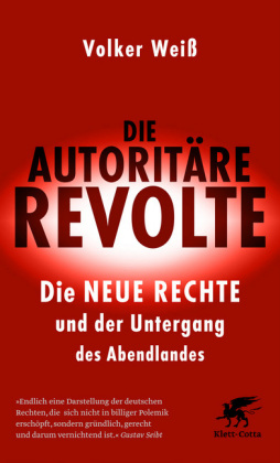 <span style='color: #3c3c3c;'>Volker Weiß</span> <br><span style='font-style: italic; font-weight: bold;'>Die autoritäre Revolte</span>
