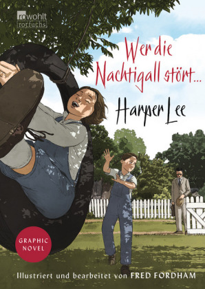 <span style='color: #3c3c3c;'>Harper Lee</span> <br><span style='font-style: italic; font-weight: bold;'>Wer die Nachtigall stört…</span>