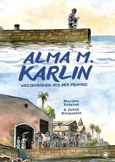 <span style='color: #3c3c3c;'>Marijan Pusavec/ Jakob Klemencic</span> <br><span style='font-style: italic; font-weight: bold;'>Alma M. Karlin</span>