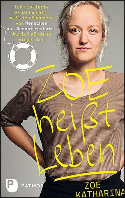 <span style='color: #3c3c3c;'>Zoe Katharina</span> <br><span style='font-style: italic; font-weight: bold;'>Zoe heißt Leben</span>