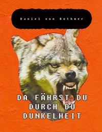 <span style='color: #3c3c3c;'>Daniel von Bothmer</span> <br><span style='font-style: italic; font-weight: bold;'>Da fährst du durch du Dunkelheit</span>