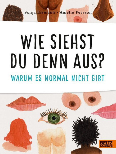 <span style='color: #3c3c3c;'>Sonja Eismann/ Amelie Persson</span> <br><span style='font-style: italic; font-weight: bold;'>Wie siehst du denn aus?</span>