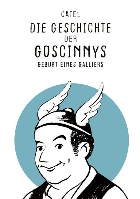 <span style='color: #3c3c3c;'>Catel</span> <br><span style='font-style: italic; font-weight: bold;'>Die Geschichte der Goscinnys</span>