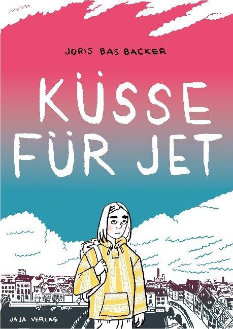 <span style='color: #3c3c3c;'>Joris Bas Backer</span> <br><span style='font-style: italic; font-weight: bold;'>Küsse für Jet</span>