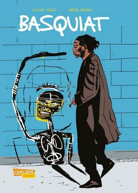<span style='color: #3c3c3c;'>Julian Voloj/ Sören Mosdal</span> <br><span style='font-style: italic; font-weight: bold;'>Basquiat</span>