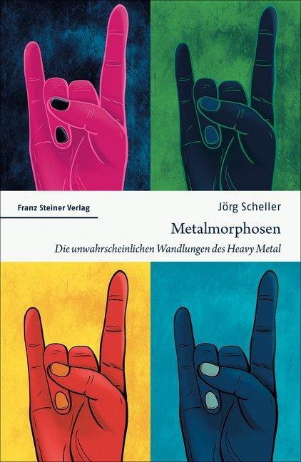 <span style='color: #3c3c3c;'>Jörg Scheller</span> <br><span style='font-style: italic; font-weight: bold;'>Metalmorphosen</span>