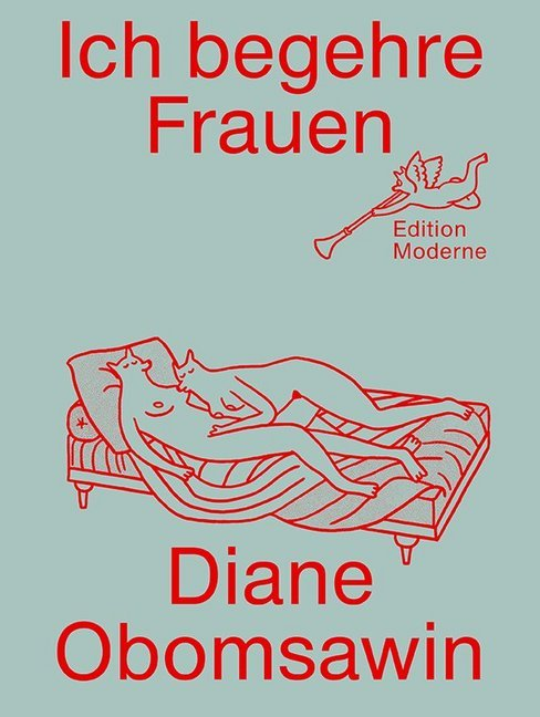 <span style='color: #3c3c3c;'>Diane Obomsawin</span> <br><span style='font-style: italic; font-weight: bold;'>Ich begehre Frauen</span>
