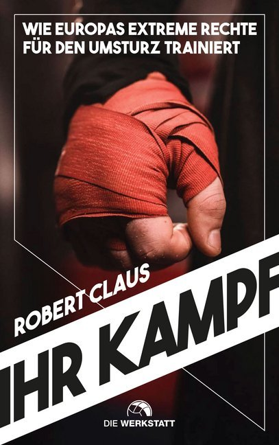<span style='color: #3c3c3c;'>Robert Claus</span> <br><span style='font-style: italic; font-weight: bold;'>Ihr Kampf</span>