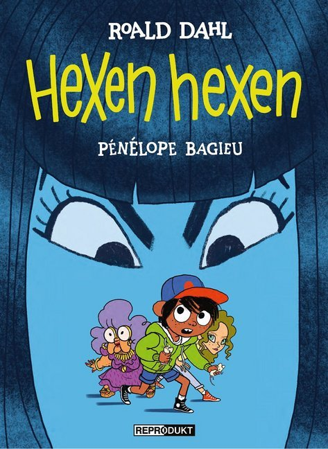 <span style='color: #3c3c3c;'>Penelope Bagieu</span> <br><span style='font-style: italic; font-weight: bold;'>Hexen hexen</span>