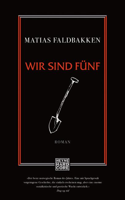<span style='color: #3c3c3c;'>Matias Faldbakken</span> <br><span style='font-style: italic; font-weight: bold;'>Wir sind Fünf</span>