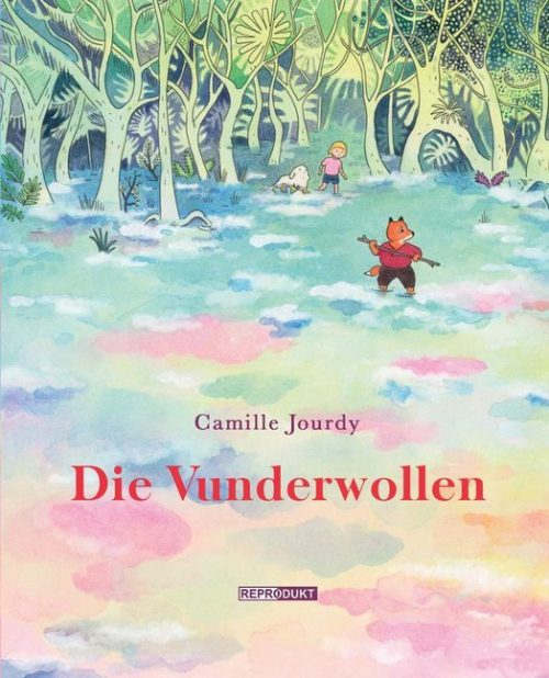 <span style='color: #3c3c3c;'>Camille Jourdy</span> <br><span style='font-style: italic; font-weight: bold;'>Die Vunderwollen</span>