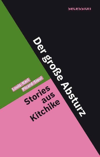 <span style='color: #3c3c3c;'>Louis-Karl Picard-Sioui</span> <br><span style='font-style: italic; font-weight: bold;'>Der große Absturz. Stories aus Kitchike</span>