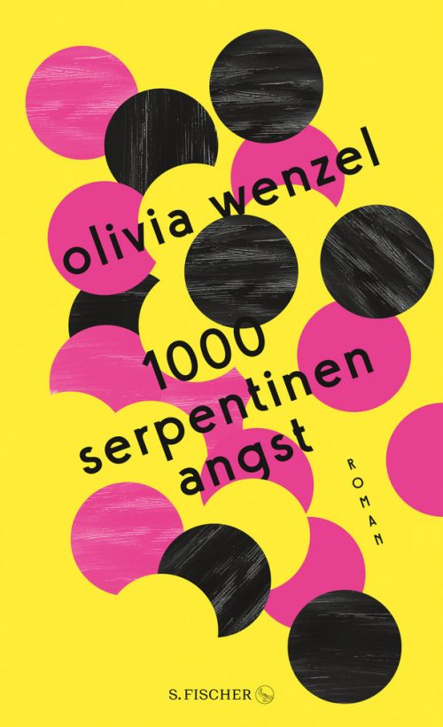 <span style='color: #3c3c3c;'>Olivia Wenzel</span> <br><span style='font-style: italic; font-weight: bold;'>1000 Serpentinen Angst</span>