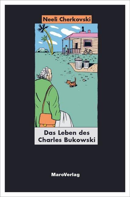 <span style='color: #3c3c3c;'>Neeli Cherkovski</span> <br><span style='font-style: italic; font-weight: bold;'>Das Leben des Charles Bukowski</span>