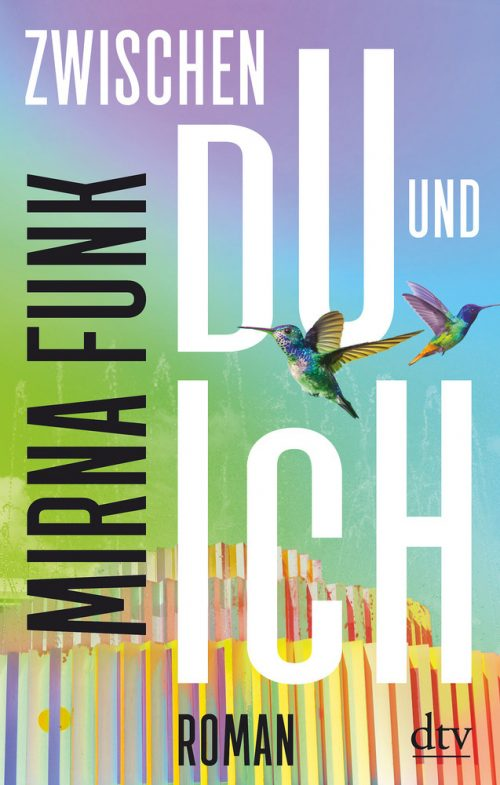 <span style='color: #3c3c3c;'>Mirna Funk</span> <br><span style='font-style: italic; font-weight: bold;'>Zwischen du und ich</span>