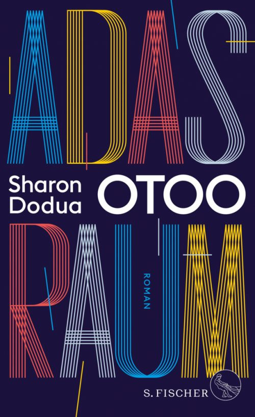 <span style='color: #3c3c3c;'>Sharon Dodua Otoo</span> <br><span style='font-style: italic; font-weight: bold;'>Adas Raum</span>