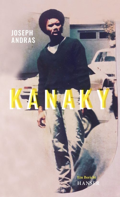 <span style='color: #3c3c3c;'>Joseph Andras</span> <br><span style='font-style: italic; font-weight: bold;'>Kanaky</span>