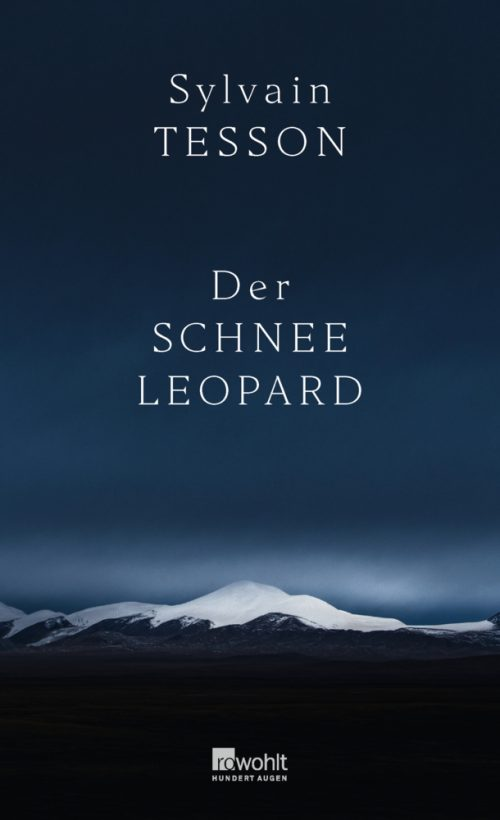 <span style='color: #3c3c3c;'>Sylvain Tesson</span> <br><span style='font-style: italic; font-weight: bold;'>Der Schneeleopard</span>