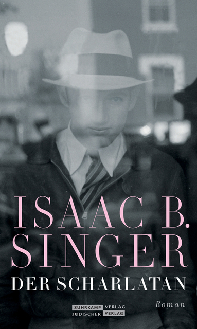 <span style='color: #3c3c3c;'>Isaac B. Singer</span> <br><span style='font-style: italic; font-weight: bold;'>Der Scharlatan</span>