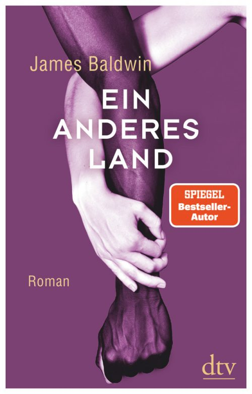 <span style='color: #3c3c3c;'>James Baldwin</span> <br><span style='font-style: italic; font-weight: bold;'>Ein anderes Land</span>