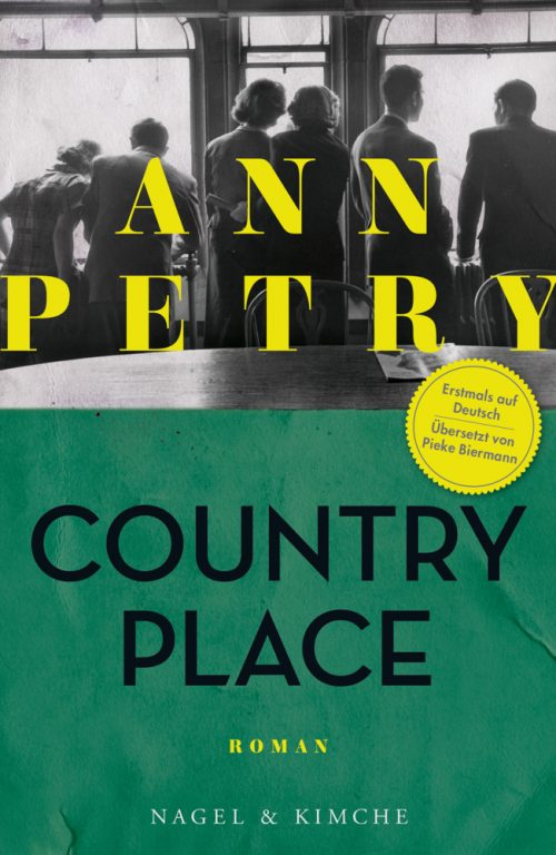 <span style='color: #3c3c3c;'>Ann Petry</span> <br><span style='font-style: italic; font-weight: bold;'>Country Place</span>