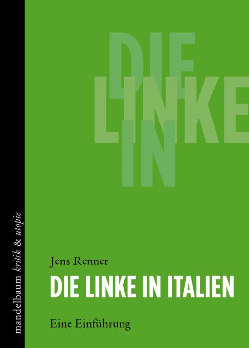 <span style='color: #3c3c3c;'>Jens Renner</span> <br><span style='font-style: italic; font-weight: bold;'>Die Linke in Italien</span>