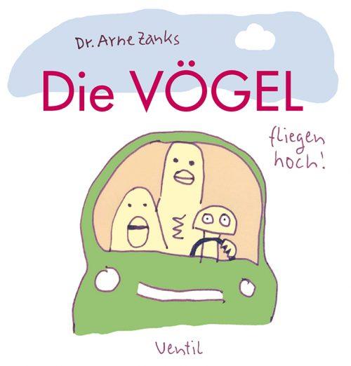 <span style='color: #3c3c3c;'>Dr. Arne Zank</span> <br><span style='font-style: italic; font-weight: bold;'>Die Vögel – fliegen hoch!</span>