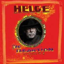 <span style='color: #3c3c3c;'>Helge Schneider</span> <br><span style='font-style: italic; font-weight: bold;'>Die Reaktion: The Last Jazz Vol. 2</span>