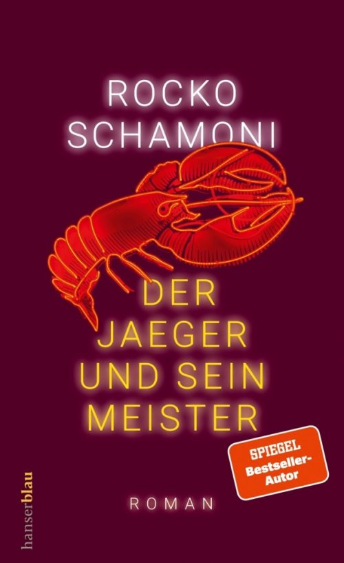 <span style='color: #3c3c3c;'>Rocko Schamoni</span> <br><span style='font-style: italic; font-weight: bold;'>Der Jaeger und sein Meister</span>
