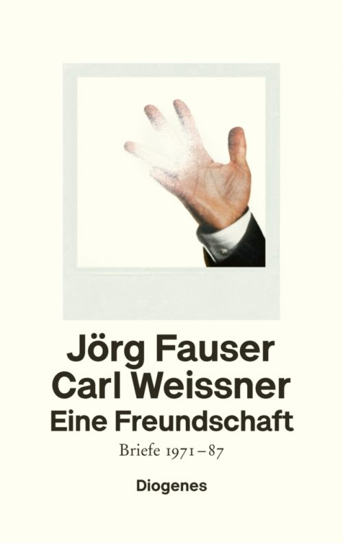 <span style='color: #3c3c3c;'>Jörg Fauser / Carl Weissner</span> <br><span style='font-style: italic; font-weight: bold;'>Eine Freundschaft</span>