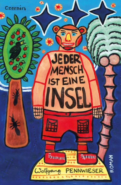 <span style='color: #3c3c3c;'>Wolfgang Pennwieser</span> <br><span style='font-style: italic; font-weight: bold;'>Jeder Mensch ist eine Insel</span>