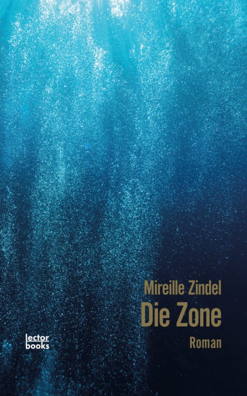 <span style='color: #3c3c3c;'>Mireille Zindel</span> <br><span style='font-style: italic; font-weight: bold;'>Die Zone</span>