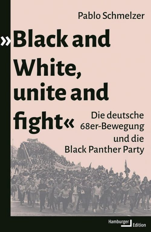 <span style='color: #3c3c3c;'>Pablo Schmelzer</span> <br><span style='font-style: italic; font-weight: bold;'>Black and White, unite and fight</span>